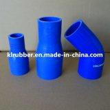 Custom de caucho de silicona flexible de la manguera del radiador para Auto Parte