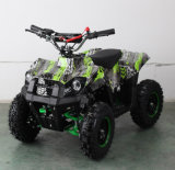 New Plastic Design 49CC Miniatv Quad, Pit Bike 49cc
