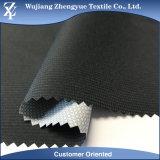 Wasserdichtes Breathable der Membranen-TPU weißes geklebtes Methoden-Ausdehnungs-Gewebe Polyesterdes spandex-4