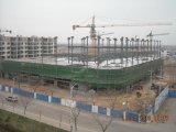 Structure Métallique de Coût Bas/bâtiment en Acier pour L'Afrique