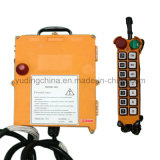 Rail Mounted Control F21-14D Télécommandes, Transitaire ferroviaire électrique Industrie Crane Controller F21-14D à vendre