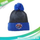 Рекламные акриловый зимние вязаные шапки с верхнего шарового шарнира Sport (088)