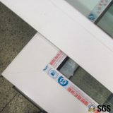 Qualitäts-weißes Farben-Puder-überzogene Aluminiumflügelfenster-Tür, Aluminiumtür, Tür K06014