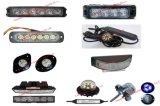 R65 LED 비상사태 차량 석쇠 Lighthead 경고등
