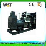 potência da gasificação do jogo de gerador da biomassa 50kw