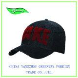 方法昇進の軽いデニムの刺繍のスポーツの帽子