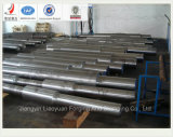 모터 Main Shaft Forgings 또는 Forged Motor Shaft