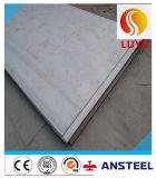 Placa en frío hoja del material para techos del acero inoxidable de ASTM 347