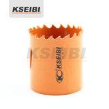 高速度鋼HSS KseibiのBiの金属の穴は見た