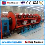 6+12+18/630 máquina de encalladura rígida del marco con cargar automático de las bobinas