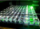 лазер 3D внутри гравировального станка