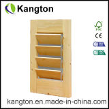 木製シャッターまたはルーバードア(KD02G) (シャッタードア)