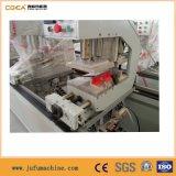 Machine à souder à 4 têtes de fenêtres en PVC PVC