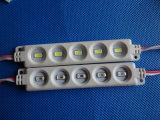 5730 LEIDENE van de Injectie 5LEDs Module voor de Reclame van Brief