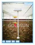 農場、庭、果樹園、森林の太陽農業の昆虫のキラーランプ