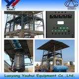 Дважды или один этап вакуумной дистилляции оборудование для переработки отработанного моторного масла машины (YH-23)