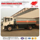 Het Gewicht van de tarra 5 van de Brandstof Ton van de Vrachtwagen van de Tanker met 4 Wielen