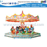 Electric Merry-Go-ronde Grand Luxe-10601 Enfants carrousel (UN)