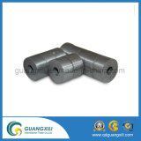 極度の強いシリンダー形のモーターのための専門Y10亜鉄酸塩の磁石