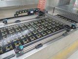 Стретч пленку автоматической вакуумной упаковки закуски машина/вареных яйца упаковочные машины Dzr-420