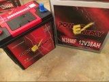 N38mf 12V38ah wartungsfreie Autobatterie