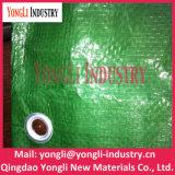 Encerado laminado HDPE da boa qualidade para a tampa e a máscara ao ar livre