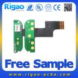 Rigid-Flex PCB 4 capas con alta calidad de PCB/PCBA