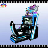 Máquina elétrica de jogo de corrida de carros dinâmica elétrica