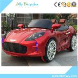 Carro de controle remoto dobro do brinquedo de Asti Driver2.4G/miúdos elétricos Montar-em presentes
