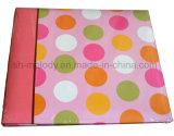 Form-Punkt-Papier-Deckel-Einklebebuch-Album/Foto-Album/Einklebebuch