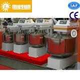 Zwei Teig-Mischer-Maschine der Geschwindigkeits-industrielle Bäckerei-25kg