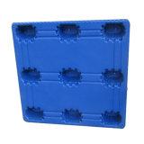 単一の表面企業の倉庫の記憶4の方法平らなプラスチックパレット