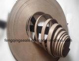 Bande d'usure de PTFE bronzées la bande de guidage pour le cylindre