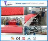 Пластичный крен ковра катушки машины изготавливания ковра PVC/PVC производящ завод