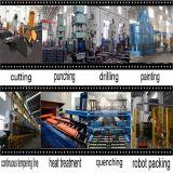 PC40를 위한 강철 굴착기 예비 품목 궤도 단화