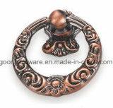 Декоративная классическая ручка тяги кольца для оборудования G08051 мебели