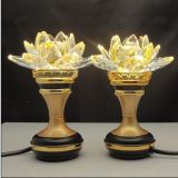 Cristal de bon augure Lotus Light (EL-101002B)