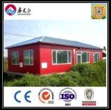 Coût bas chinois et villa préfabriquée en acier légère d'atelier/entrepôt de qualité/Buiding modulaire