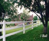 Rail de ranch de clôture en plastique (DY402)