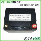 24V 20ah LiFePO4 Batterie für elektrischen Roller