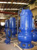 Abwasser-zentrifugales Abwasser-versenkbare Pumpe (WQ) Nicht-Verstopfen