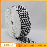 マットレスの36mmポリエステルあや織りデザインマットレステープ