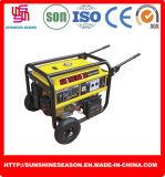 ホーム及び屋外の供給のための6kw高品質ガソリン発電機セット