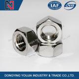 DIN934 Left-Handed écrou hexagonal en acier inoxydable