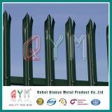 PVC 입히는 장식적인 Palisade 담 정원 담 시스템
