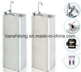 Distributeur d'eau froide d'acier inoxydable de Pou
