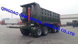 Cimc de Aanhangwagen van de Kipwagen 30ton in Voorraad met de Goede Chassis van de Vrachtwagen van de Prijs