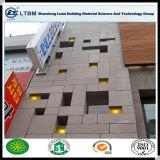 Seco Cemento Cemento Junta de pared del tablero de la pared exterior de la fibra