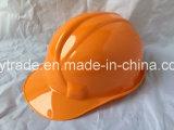 ABS / PE Casco de protección de confort Cascos de seguridad ajustables para la construcción