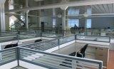 De geprefabriceerde Workshop van de Structuur van het Staal met Bureau